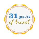31 years of travel