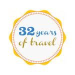 32 years of travel